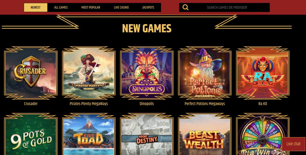 Metal Casino spiel